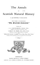 The Annals of Scottish Natural History