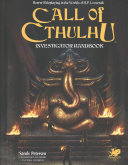 link to Call of Cthulhu : investigator handbook in the TCC library catalog
