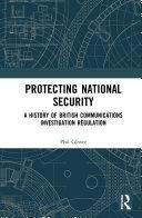 Protecting National Security Pdf/ePub eBook