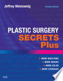 Plastic Surgery Secrets Plus E Book Book PDF