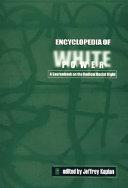 Encyclopedia of White Power