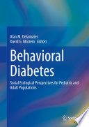Behavioral Diabetes