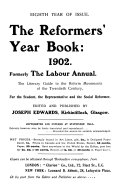The Reformers Year Book Book PDF