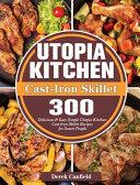 Utopia Kitchen Cast Iron Skillet