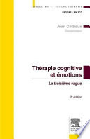 Therapie Cognitive Et Emotions