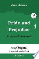 Pride and Prejudice / Stolz und Vorurteil - Teil 1 (mit Audio) - Lesemethode Von Ilya Frank