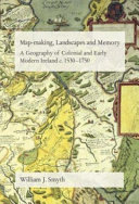 Map making  Landscapes and Memory