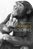 Primates et philosophes Pdf/ePub eBook