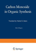 Carbon Monoxide in Organic Synthesis