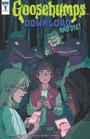 Goosebumps: Download and Die! #1