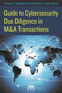 Guide to Cybersecurity Due Diligence in M A Transactions Book