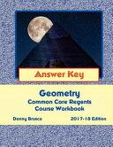 Geometry Common Core Regents Course 2017 2018