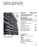 Architectural Association Journal