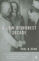 A Low  Dishonest Decade