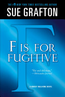 F  is for Fugitive Book