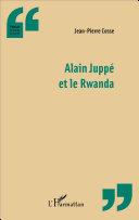Pdf Alain Juppé et le Rwanda Telecharger