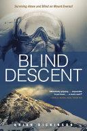 Blind Descent Book