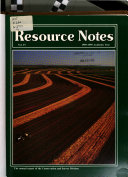 Resource Notes Book