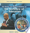 The Duties and Responsibilities of the Secretary of Education