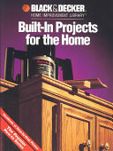 Built In Projects for the Home
