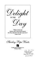 Delight in the Day Book PDF
