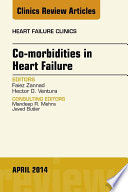 Co morbidities in Heart Failure  An Issue of Heart Failure Clinics  E Book Book