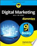 """Digital Marketing All-in-One For Dummies"" by Stephanie Diamond"