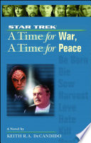 A Star Trek The Next Generation Time 9 A Time For War A Time For Peace