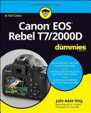 Canon EOS Rebel T7/2000D For Dummies Pdf/ePub eBook