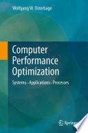 Computer Performance Optimization Book PDF