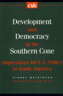 Development and Democracy in the Southern Cone
