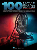 100 Movie Songs for Piano Solo Book