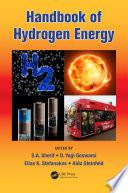Handbook of Hydrogen Energy Book