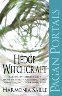 Pagan Portals   Hedge Witchcraft