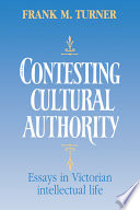 Contesting Cultural Authority