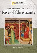 Documents of the Rise of Christianity Pdf/ePub eBook