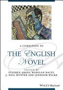 Pdf A Companion to the English Novel Telecharger