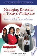 Managing Diversity In Today S Workplace Strategies For Employees And Employers 4 Volumes  Book PDF