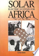 Solar Electric Systems For Africa Book PDF