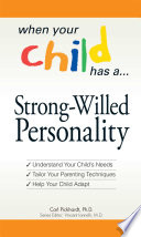 When Your Child Has a Strong Willed Personality