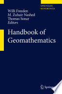Handbook Of Geomathematics