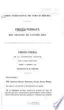 Procès-Verbaux des Séances Pdf/ePub eBook