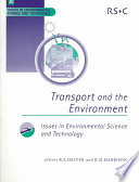 Transport and the Environment Book