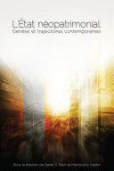 L' État néopatrimonial [Pdf/ePub] eBook