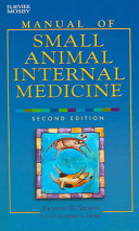 Manual of Small Animal Internal Medicine Book