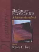 21st Century Economics: A Reference Handbook [Pdf/ePub] eBook