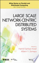 Large Scale Network Centric Distributed Systems Book