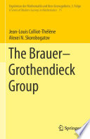 The Brauer Grothendieck Group