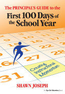 The Principal's Guide to the First 100 Days of the School Year Pdf/ePub eBook