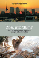 Cities with 'slums'